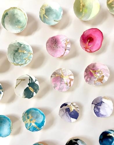 Kintsugi Eggshells by Elisa Sheehan Highlight the Beauty of Imperfection