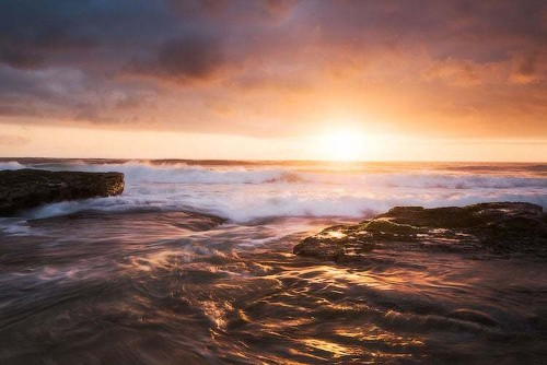 Professional Photographer Shares Tips for Capturing the Perfect Seascape