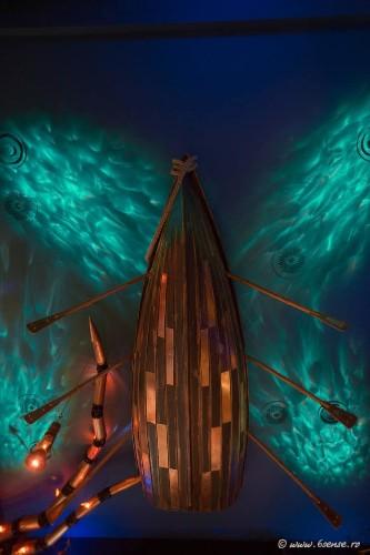 Steampunk Interior Transforms Bar Into Mythical Underwater Lair