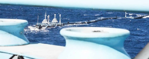 World's Largest Ocean Cleanup System Passes Tests, Ready to Deploy