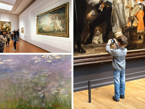 Monumental Masterpieces: 8 of Art History's Most Famous Large-Scale Paintings