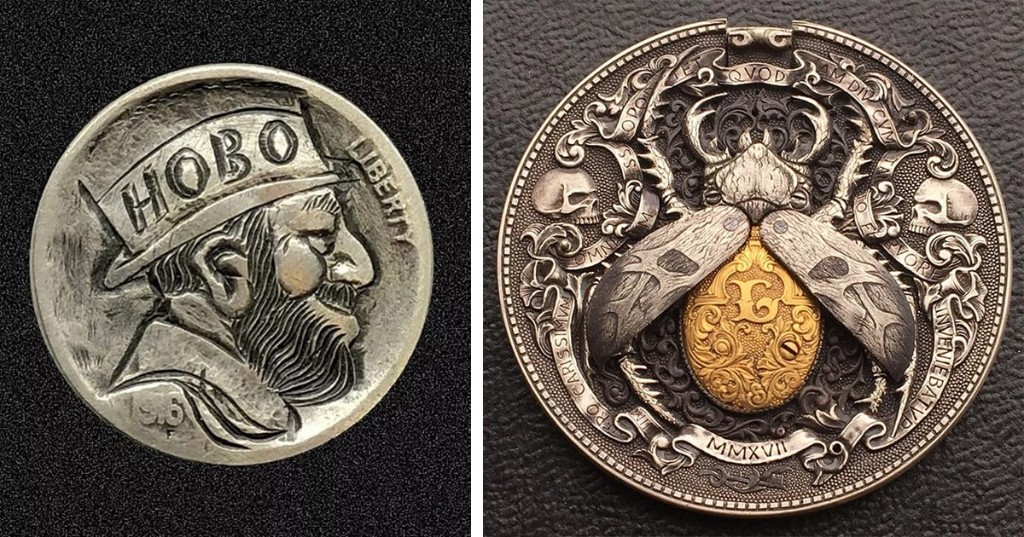 Discover the Rich History of the Hobo Nickel and Meet the Artists Keeping the Craft Alive