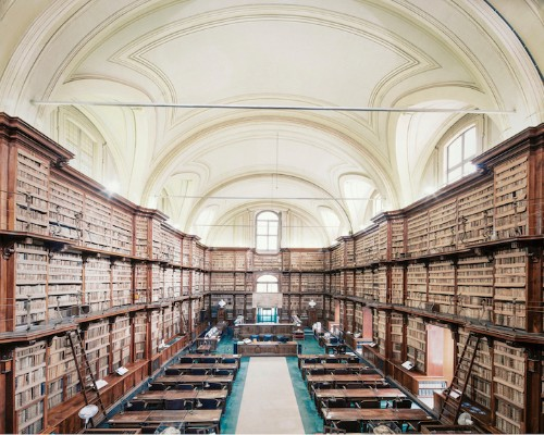 The Captivating Beauty of Libraries Around the World