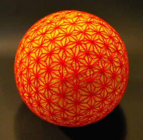 92-Year-Old Grandmother Creates Amazingly Complex Temari Balls