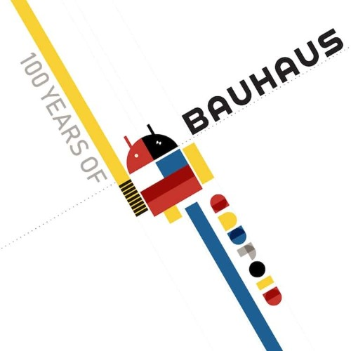 Logos of the World's Biggest Brands Redesigned in the Bauhaus Style