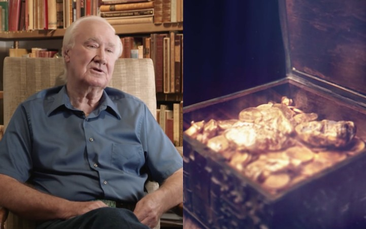 Millionaire Sparks Treasure Hunt by Hiding $2 Million Worth of Gold and Jewels in the Rocky Mountains
