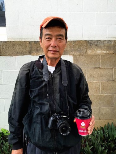 Photographer Documenting the Homeless Discovers Her Own Father Among Them
