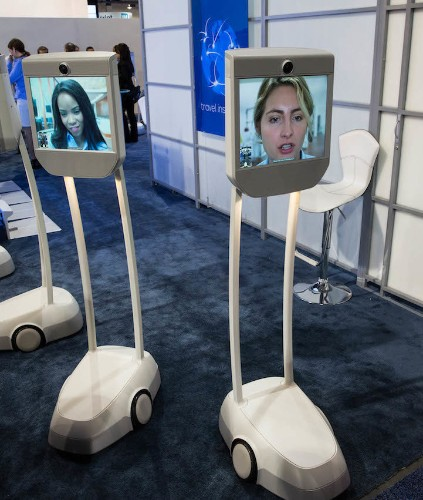 The Most Futuristic Products at CES 2014