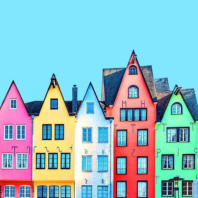 Invigorating Instagram Feed Highlights Kaleidoscopic Architecture of the World