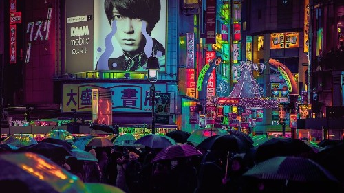 Interview: Photographer Shares Cyber-Punk View of Tokyo at Night in New Book