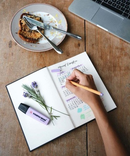 How to Keep a Brilliant Bullet Journal to Creatively Track Your Life