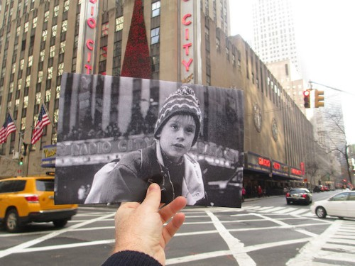 Movie Stills Juxtaposed Against Their Real-Life Locations