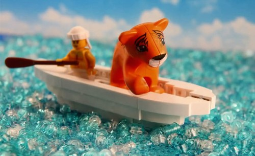 15-Year-Old Recreates Famous Movie Scenes in Amazing LEGO Stop-Motion Animation