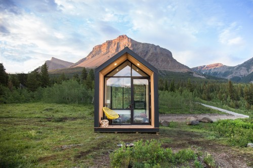 $24,500 Prefab House You Place Almost Anywhere Without a Permit