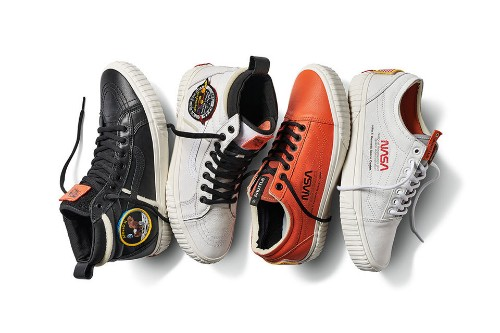 "The Cosmic Cool NASA x Vans ""Space Voyager Collection"" Has Just Landed"