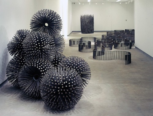 Artist Uses Only Nails to Create Astonishing Array of Creative Sculptures