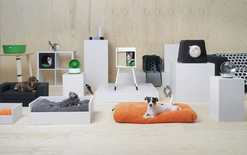 IKEA Unveils New Pet Furniture Collection Designed in Partnership with Veterinarians
