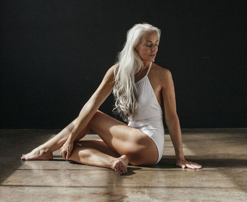 61-Year-Old Woman Shows You Can Rock a Swimsuit Campaign at Any Age