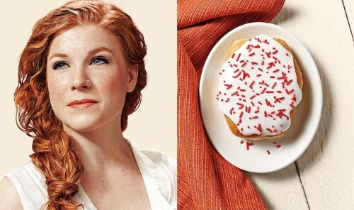 Clever Pairings Match People's Faces with Their Donut Doubles