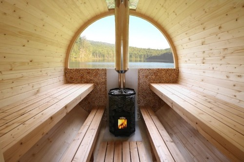 Outdoor Sauna Kits Let You Bring a Touch of Scandinavia to Your Home