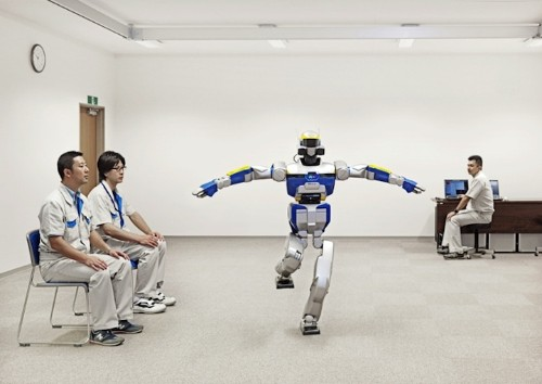 Rise of the Robots (15 photos)