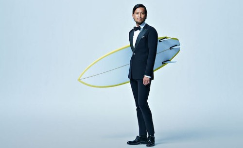 Quicksilver's New Wetsuit Looks Like an Actual Business Suit