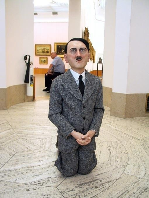 Maurizio Cattelan is One Crazy Contemporary Artist