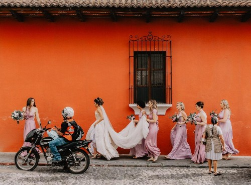 Winners of the International Wedding Photographer of the Year Contest