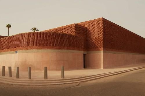 Museum in Marrakech Celebrates Fashion Designer Yves Saint Laurent