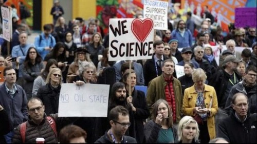 Scientists Around the World Are Planning a March for Science on Earth Day