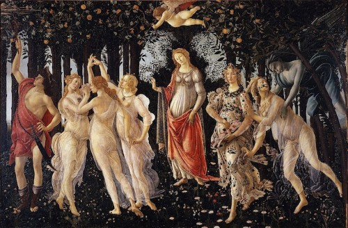 The Significance of Botticelli's Renaissance Masterpiece 'Primavera'