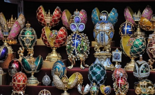 The Fabergé Egg: How Imperial Russia's Most Elaborate Easter Gift Came to Be