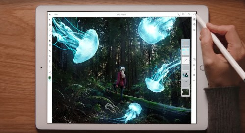 The iPad Is Finally Getting a Full Version of Photoshop