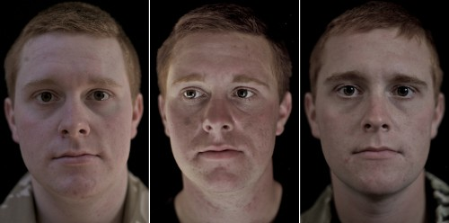 Interview: More Portraits of Soldiers Before, During, and After War