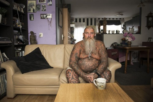 Intimate Portraits of Tattooed Seniors Reveal How Ink Looks on Aging Bodies