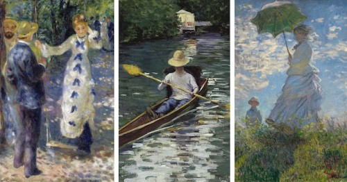 9 Sun-Dappled Impressionist Paintings to Get You in the Summer Spirit