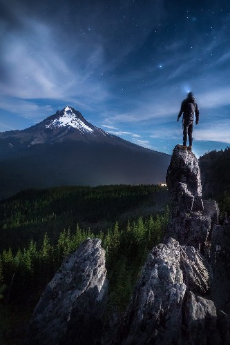 Photographer's Love of Nature Inspires Him to Capture All the Glorious Ends of the Earth