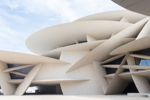 National Museum of Qatar Finally Opens and It's Nearly a Mile Long