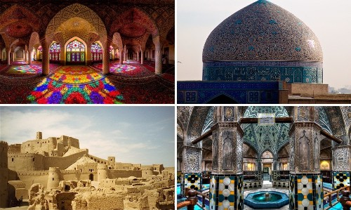 10 Must-See Sites of Iran's Historical Architecture