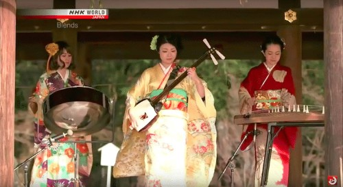 Musicians Perform Incredible Cover of Toto's 'Africa' Using Traditional Japanese Instruments
