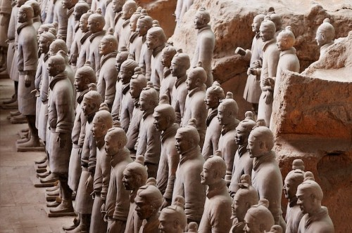 Unearthing the Importance of the Life-Sized Terracotta Warriors