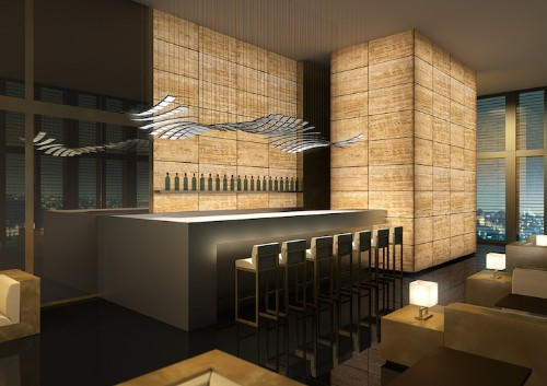 Visionary Kinetic Light Fixture Changes Its Appearance