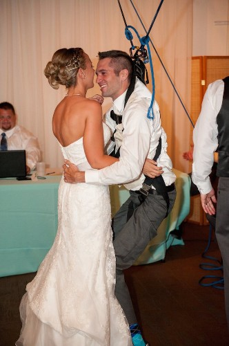 Paraplegic Veteran Rises From His Wheelchair for First Dance with Bride
