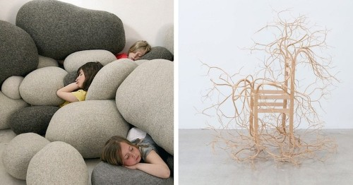 20+ Pieces of Nature-Inspired Furniture That Creatively Capture Earth's Beauty