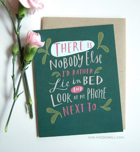 Witty Valentine's Day Cards Help Profess Your Love in a Hilariously Clever Way