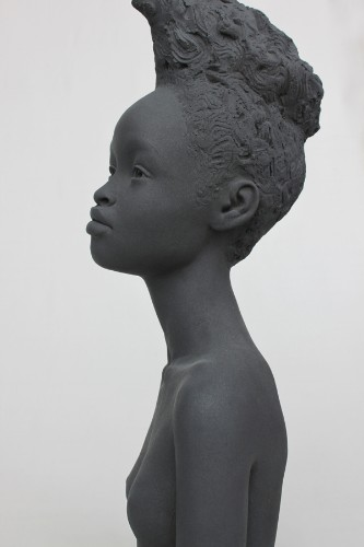 Stunningly Beautiful Sculpted Busts by Gosia
