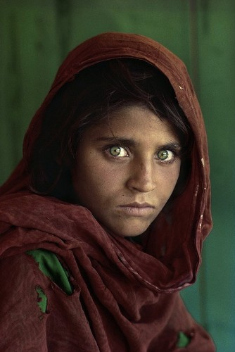 Unforgettable Portraits by Steve McCurry