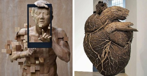 15+ Best Woodworking Art From Around the World