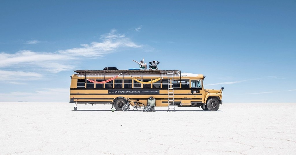 This Company Will Renovate a School Bus Into a Chic Home for You