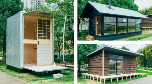 Beautifully Minimal Contemporary Huts Start at $25,000